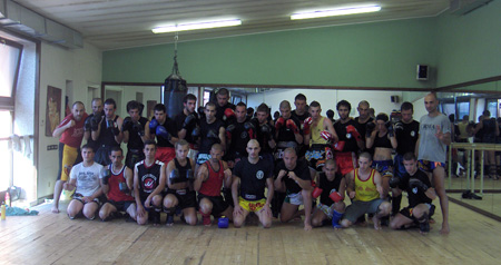 Oltrecorpo Muay Thai Team Siciliani